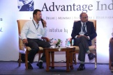 Panelist at Advantage India
