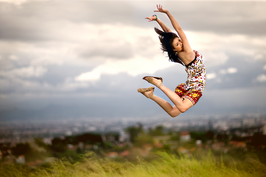happy Yes I_can_Fly